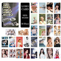 30 PCS SNSD Girls' Generation Lomo Photo Card Set