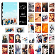 30PCS BLACKPINK Kpop Lomo Card Set