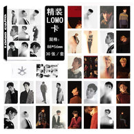 30 Pcs EXO For Life Edition Lomo Photo Cards Set (3 Designs)