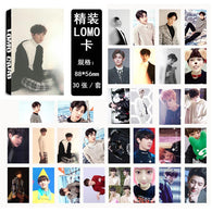30 Pcs EXO Chanyeol Lomo Photo Cards Set