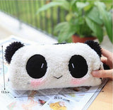 Plush Panda Cute Pencil Case