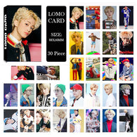 30PCS NCT Mark Kpop Lomo Card Set