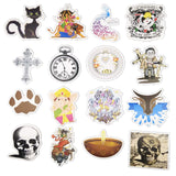 108 PCS Waterproof Graffiti Stickers
