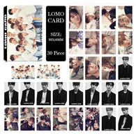 30 Pcs Wanna One Lomo Cards Set (2 designs)