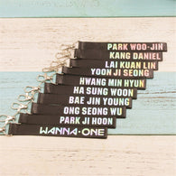Wanna One Key Ring