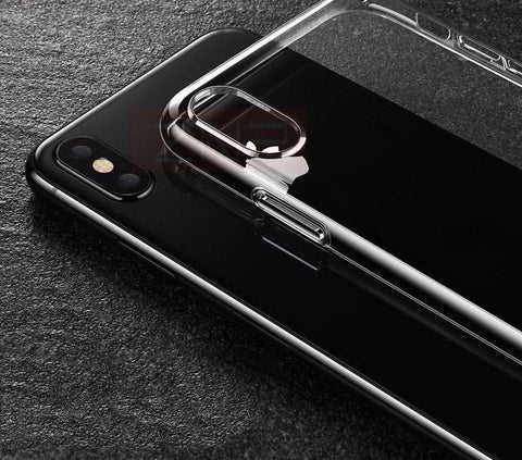 Transparent TPU Case (iPhone 6,7,8,X)