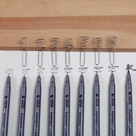 9 PCS STA Drawing Pen Set
