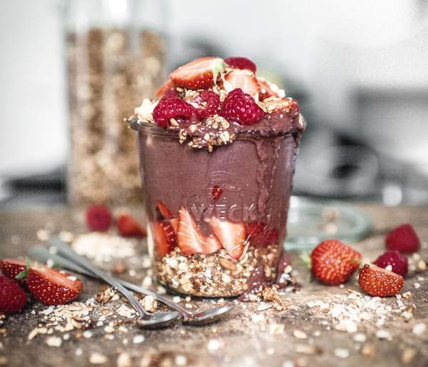 Açaí Energy Bowl