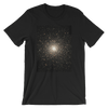 Moon Rock White Print Unisex T-shirt
