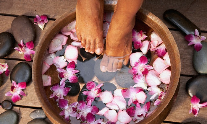 Hello Summer! Goodbye Dry Skin! The Foot Files