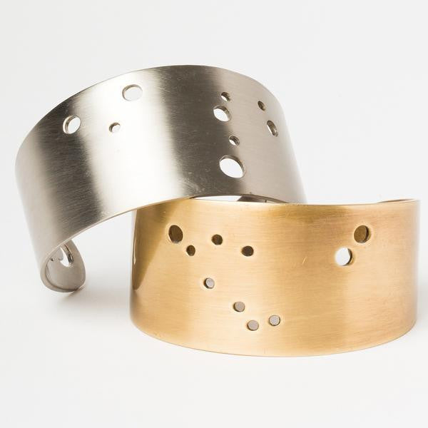 Zodiac Cuff | Capricorn : December 22nd - January 19th