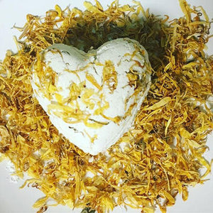 Citrus + Calendula Bath Bomb (Set of 3)