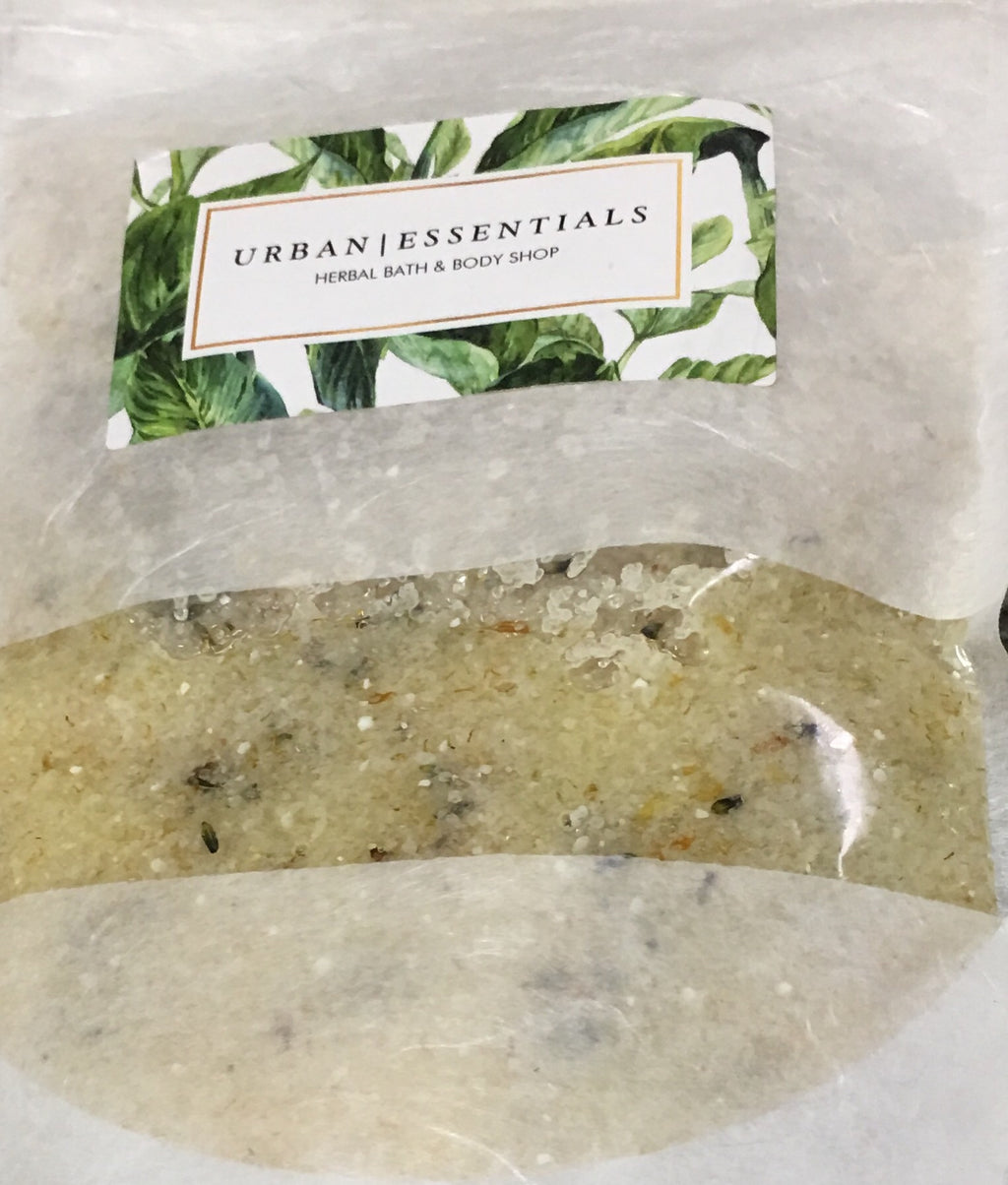 Eczema Body Scrub
