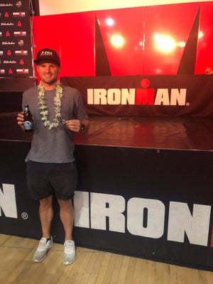 Ironman Wales 2019 - Andrew Horsfall Turner