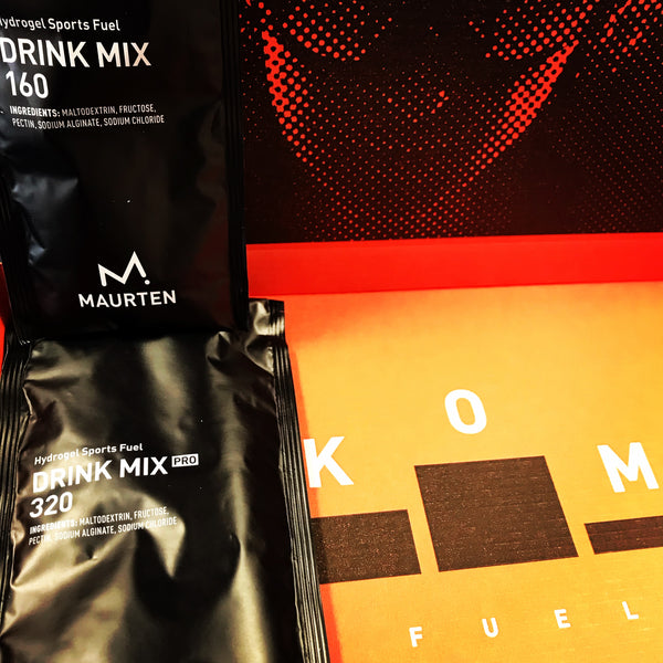 Komfuel Energy Drinks