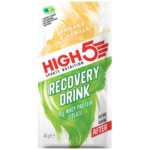 High5 Recovery Drink Banana Vanilla