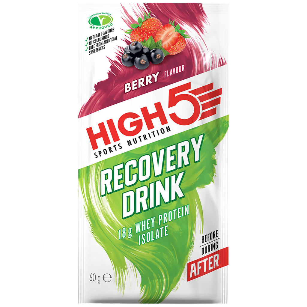 High5 Recovery Drink Berry