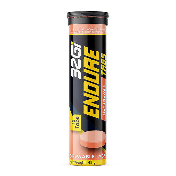 32Gi Endure Peach Tabs