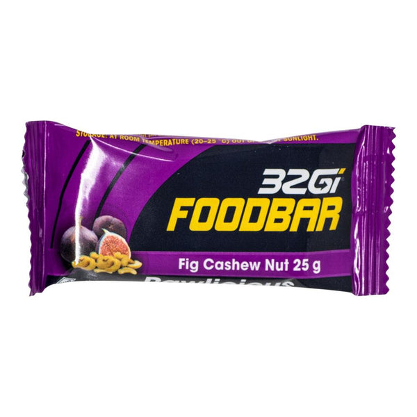 32Gi Food Bar Fig Cashew