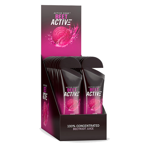 Active Edge Beet Active Beetroot Juice Shot-Box of 24