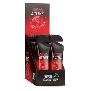 Active Edge Cherry Active Montmorency Cherry Juice Shot-Box of 24