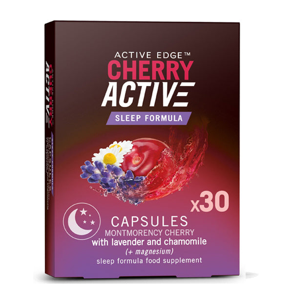 Active Edge Cherry Active Sleep Formula Capsules