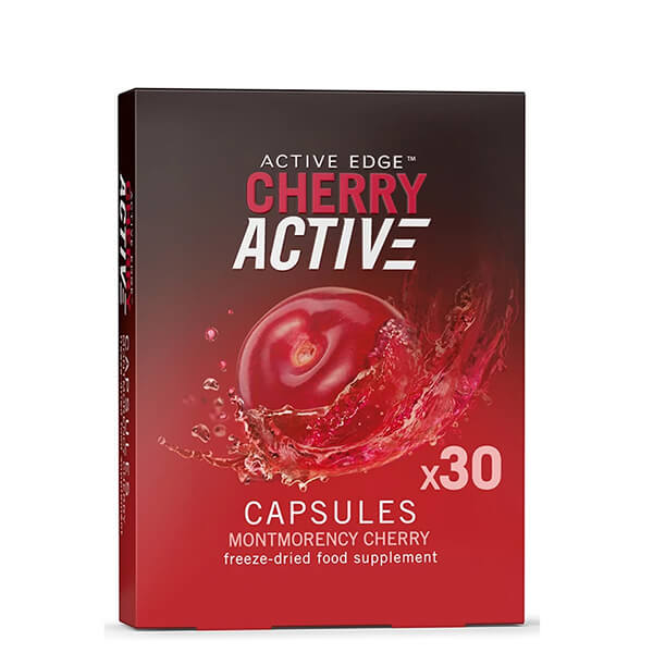 Active Edge Cherry Active Montmorency Cherry Juice Capsules