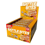 Battle Oats Battle Bites Caramel Pretzel