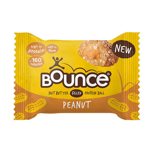 Bounce Protein Nut Butter Filled Ball Peanut