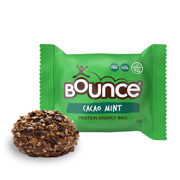 Bounce Protein Energy Ball Cacao Mint