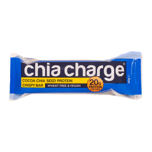 Chia Charge Protein Crispy Bar Cocoa