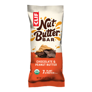 Clif Bar Nut Butter Filled Chocolate Peanut Butter
