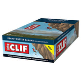 Clif Bar Energy Bar Peanut Butter Banana with Dark Chocolate