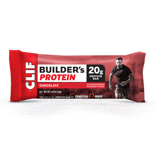 Clif Builders Protein Bar Chocolate