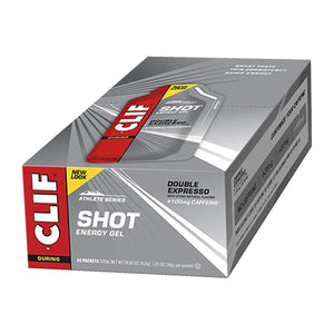 Clif Shot Gel Double Expresso-Box of 24