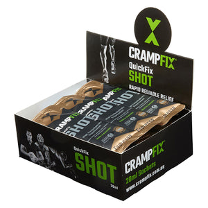 CrampFix Shot Espresso-Box of 15