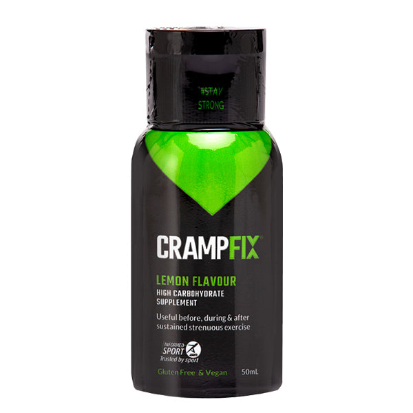 CrampFix Squeeze Bottle Lemon
