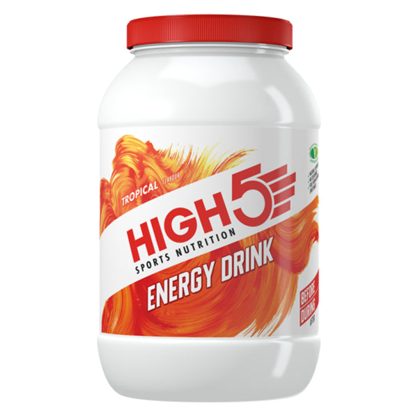 High5 Energy Drink Tropical 2.2kg
