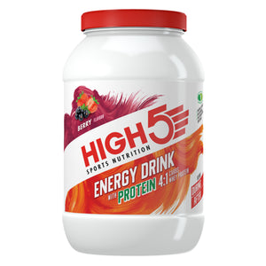 High5 Energy Drink with Protein Berry 1.6kg