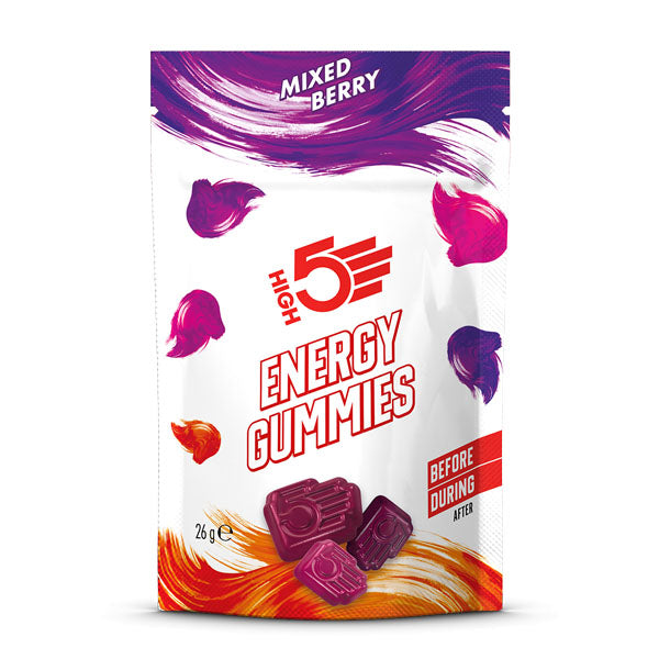 High5 Energy Gummies Mixed Berry