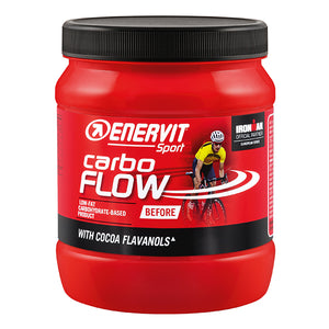 Enervit Sport Carbo Flow With Cocoa Flavanols