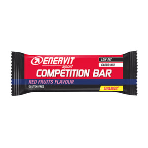 Enervit Sport Competition Bar Red Fruits