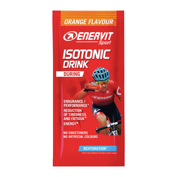 Enervit Sport Isotonic Drink Orange Sachet