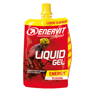 Enervit Sport Liquid Gel Lemon
