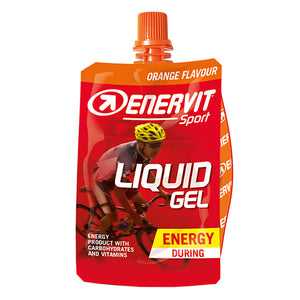 Enervit Sport Liquid Gel Orange