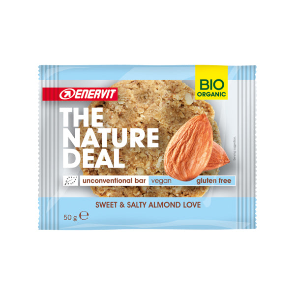 Enervit The Nature Deal Unconventional Bar Sweet & Salty Almond Love