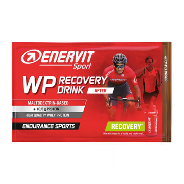 Enervit Sport WP Recovery Drink Cocoa
