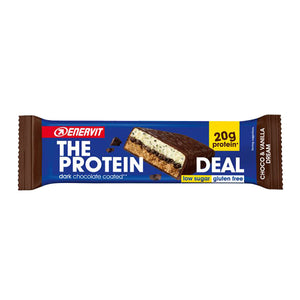 Enervit Sport The Protein Deal Choco & Vanilla Dream