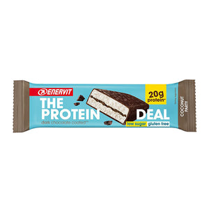 Enervit Sport The Protein Deal Coconut Party