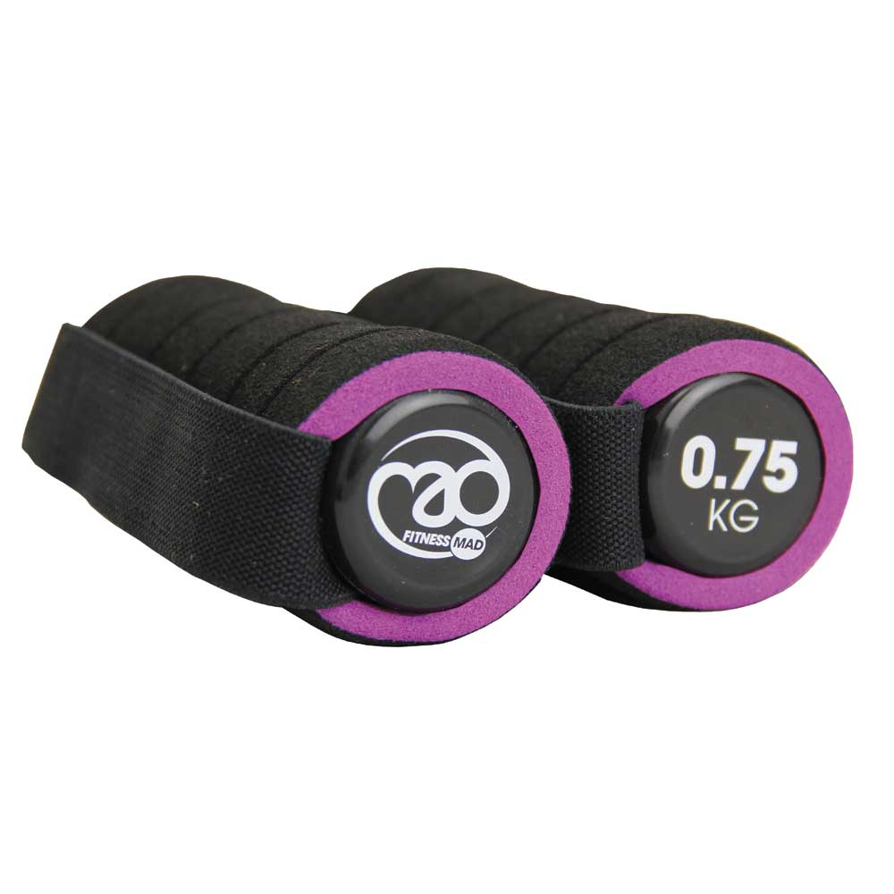Fitness Mad Pro Handweight 2 X 0.75Kg